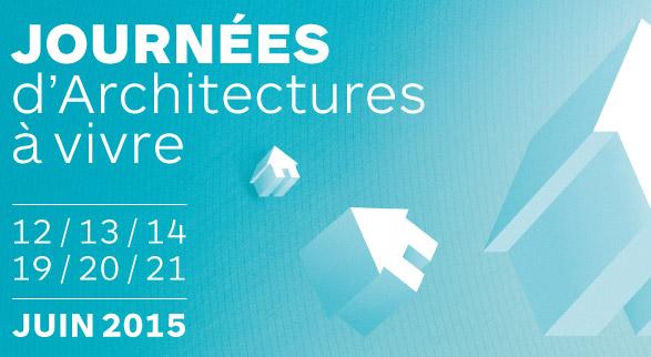 Les journ es d 39 architecture vivre thierry rastier for Architecture a vivre magazine