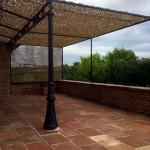 Brise soleil terrasse
