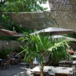 Terrasse du restaurant Label Braise - Ségoufielle (32)