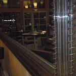 Détail miroir panoramique acier 6m